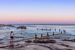 Mahon Pool (M Hooper) Tags: mahonpool maroubra tidal pool sydney sunset dusk