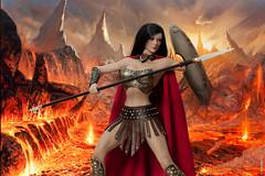Spartan Warrior 2.0 (Chaiyapat_H) Tags: phicen sparta warrior seamless custom 16 figure