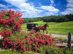 Masters Bouquet (Marietta Wood Works) Tags: jigsawpuzzle