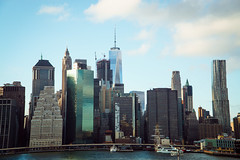 Lower Manhattan (DDUONGPHOTOGRAPHY) Tags: nyc lowermanhattan manhattan oneworldtradecenter wallstreet brooklyn skyline new york