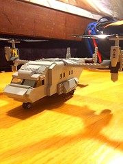 Lego V-22 Osprey Moc- so pleased with the final result! (jonahfox1) Tags: mission brickarms minifig minifigure moc humvee military lego spec ops special forces v22 osprey helicopter chopper air drop army navy force