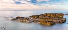 Septembre paradisiaque breton (stephanegachet) Tags: france bretagne morbihan ploemeur lecouregant paysage landscape sea seascape mer longexposure stephanegachet gachet