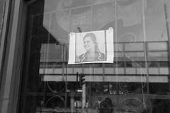 Brexit Diaries - photo 4 of 6 on social media (fabiolug) Tags: jocox smile portrait photo window shop reflection reflections brexit eu uk europe europeanunion unitedkingdom britain series project london street streetphotography leicammonochrom mmonochrom monochrom leicamonochrom leica leicam rangefinder blackandwhite blackwhite bw monochrome biancoenero 35mmsummicronasph 35mmf2summicronasph summicronm35mmf2asph summicron35mmf2asph 35mm summicron leicasummicron leica35mm