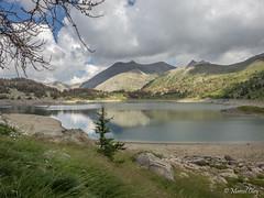 Lac d'Allos (marcol-04) Tags: alpesdehauteprovence france provencealpescotedazur lac lacdallos allos fr paysage montagne ngc landscape extrieur nature eau ciel nuage paca