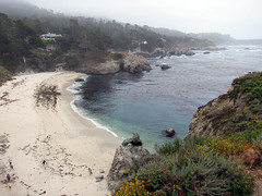 Gibson Beach, Point Lobos (pr0digie) Tags: california statepark beach carmel gibson pointlobos