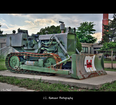 171/365 - U.S. Army Corps of Engineers Bulldozer (J.L. Ramsaur Photography) Tags: old usa classic vintage army photography photo construction nikon rust automobile antique kentucky military rusty engineering pic retro equipment photograph weathered thesouth 365 hdr bulldozer wondersofoxidation usarmy engineeringasart usace usmilitary constructionequipment usarmycorpsofengineers 101stairborne photomatix bracketed rustystuff armycorpsofengineers project365 ftcampbell 2013 ofandbyengineers ftcampbellky 365daysproject 365project christiancounty 365photos ibeauty 171365 hdraddicted d5200 southernphotography screamofthephotographer engineeringisart jlrphotography photographyforgod worldhdr rustyrides nikond5200 engineerswithcameras ftcampbellmilitarybase jlramsaurphotography 1yearofphotographs 365photographsinayear 1shotperdayfor1year