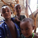 Young children in Abergelle Ethiopia