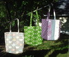 Tote Bags for Bridesmaids (seedy L) Tags: glasses linen gray teacups totebag echino melodymiller rubystarrising