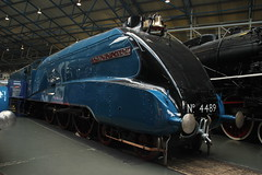 4489 York NRM (Rob390029) Tags: york museum railway national a4 nrm 4489