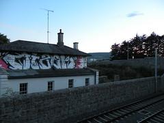 Carrickmines, Dublin - DSCN3419 (John Hickey - fotosbyjohnh) Tags: ireland dublin google nikon flickr railway googleimages tramtrack carrickmines flickrimages luastramtrack