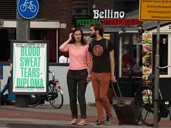 Dapper Dan (Rick & Bart) Tags: city people amsterdam candid strangers streetphotography menschen prinshendrikkade personnes stad noordholland mensen everydaypeople vreemden rickbart rickvink