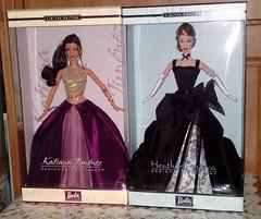 Complete Set- Limited Edition Designer Spotlight Collection (Paul BarbieTemptation) Tags: set designer heather barbie spotlight limited edition complete fonseca jimenez katiana