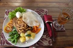 Gado Gado (Yummy Yummy) (becklectic) Tags: food streets indonesia java yummy yogyakarta jogjakarta gadogado views100 2013 worldtrekker 20130522160717dscn4326a