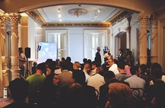CreativeMornings/Montreal August (MontrealCM) Tags: montreal august cm urbanism cca johnbowie louiseguay creativemorning mtlcm montrealcm creativemorningsmontréal mtlcm4