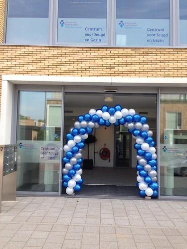 Ballonboog 6m Personal Trainer PT Room Hillegersberg Rotterdam