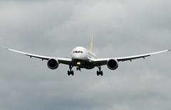Brunei V8-DLA Boeing 787-8 (moonm) Tags: aircraft boeing brunei painefield kpae 7878 v8dla