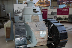 """Renault FT 17 (10) • <a style=""""font-size:0.8em;"""" href=""""http://www.flickr.com/photos/81723459@N04/9946133836/"""" target=""""_blank"""">View on Flickr</a>"""