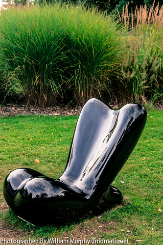 Lola - Sculptural Rocking Chair By Hugo Thompson - Sculpture In Context 2013