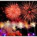 Vegas-themed fireworks in Seoul
