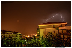 Ciel 12 (Fabien TEBOUL) Tags: lighting light sky nikon flash pluie ciel eclair orage lightstorm d5200