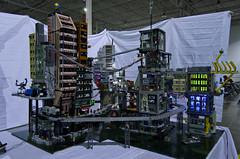BRICKFAIR220 (DViddy) Tags: kevin factory lego expo system va convention hero fusion bionicle chantilly mocs moc hinkle 2013 brickfair