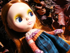 Janet loves Autumn too <3