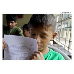 IMG_2412 (F@bione) Tags: school india children italia child blind bambini shillong scuola cbm cecit disabilit
