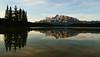 Two Jack Serenity (Jeff Clow) Tags: morning nature natural serenity serene albertacanada banffnationalpark phototour twojacklake ©jeffrclow jeffclowphototour banffphototour