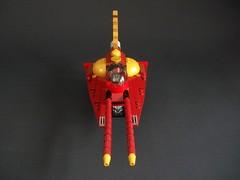 SFVV 02 - Royal Viper (Hendri Kamaluddin) Tags: lego space scifi viper moc starfighter vicviper foitsop nnovvember