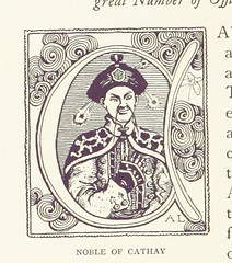 Image taken from page 300 of 'The Marvellous Adventures of Sir John Maundevile ... Edited and ... illustrated by A. Layard. With a preface by J. C. Grant' (The British Library) Tags: china asian typography small illuminated letter manchurian cathay noble publicdomain page300 vol0 bldigital mechanicalcurator pubplacelondon date1895 mandevillejohnsir sysnum002363617 imagesfrombook002363617 imagesfromvolume0023636170