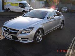 Mercedes CLS 250-08 (sctints) Tags: mercedes cls tints cls250 sctitns