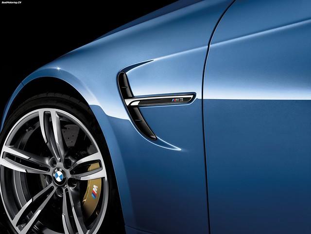 sedan bmw m3 coupe m4 2015