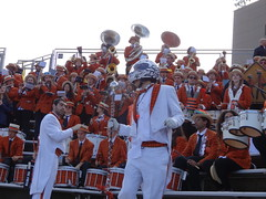 The Princeton University Marching Band doing their thing (Hazboy) Tags: new november music game college sports sport football university stadium band nj ivy palmer tigers marching princeton jersey yale bulldogs league 2013 hazboy hazboy1