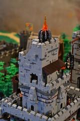 Diorama Castle 05