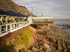 The Deck at Moonshadows in Malibu, California (ChrisGoldNY) Tags: california usa america poster losangeles forsale pacific restaurants malibu pacificocean socal posters beaches albumcover bookcover southerncalifornia decks bookcovers albumcovers eater consumerist licensing iphone laist losangelescounty moonshadows chrisgoldny chrisgoldberg chrisgold chrisgoldphoto chrisgoldphotos