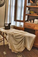 Ironing Board - ::: Explored ::: (Trudy -) Tags: house window louisiana iron lafayette dress antique room cupboard ironingboard vermillionville
