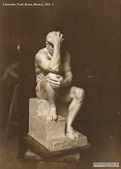 Edmondo Prati Brera Bronzo 1925 2