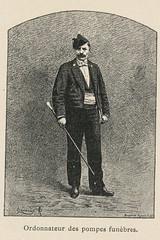 Paris Ignoré 1893.pompes funèbres cimetières,ill r