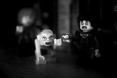 visperas de Hobbit (DanodelFuturo) Tags: macro lego gollum hobbit