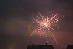 Silvester 2014 (Kretzsche93) Tags: new winter cold fog nebel year nuremberg firework silvester nrnberg sterne feuerwerk huser 2014 2013 altenfurt silvesterfeuerwerk
