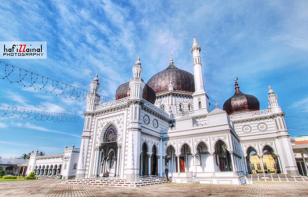 ... malaysia tradition malaysian sejarah zahir masjid merdeka rumah kedah