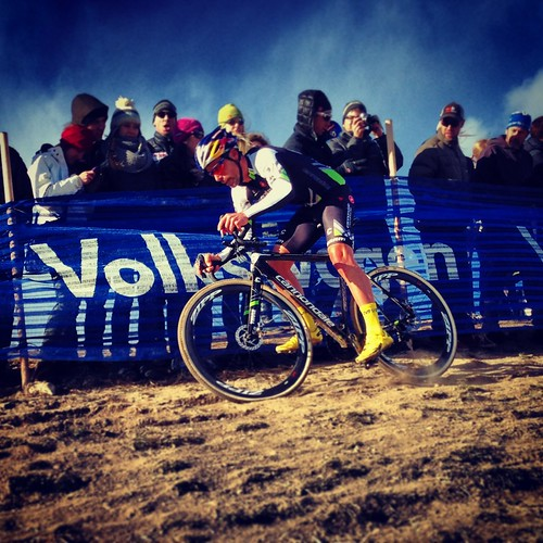 Cyclocross Tim Johnson