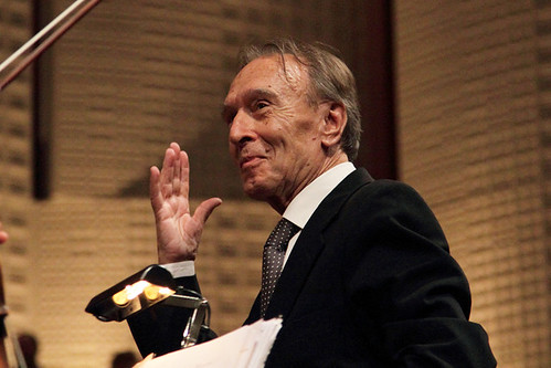 Claudio Abbado: A look back at the conductor's Covent Garden performances