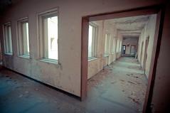 Hotel Buzludzha (Nicolaiona) Tags: abandoned hotel kitchens bulgaria urbex stairways corridors wndows buzludzha