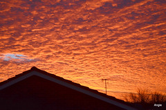 Sunrise (blue angel66) Tags: sky corner skies competition theme limit