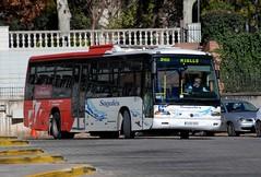 Granollers, estaci d'autobusos 21.01.2014 (The STB) Tags: bus touring intercity scania autobs granollers noge l94ub sagals sagals273