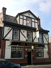 """The Swan Inn, Garston, Liverpool • <a style=""""font-size:0.8em;"""" href=""""http://www.flickr.com/photos/9840291@N03/12686739375/"""" target=""""_blank"""">View on Flickr</a>"""