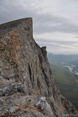 Sukakpak Mountain in the arctic