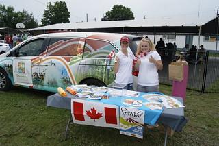 Fête du Canada Day 2013