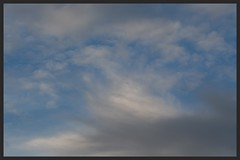 Sunset Auckland (Zelda Wynn) Tags: sunset wind auckland cloudscape cirrus troposphere zeldawynnphotography